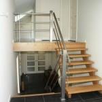 RVS balustrade