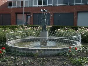 RVS maatwerk tuin: Hekwerk ronde vorm